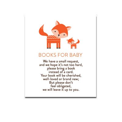 Baby-Shower-Cute-Woodland-Fox-Books-For-Baby