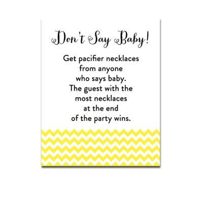 Baby-Shower-Yellow-Chevron-Dont-Say-Baby
