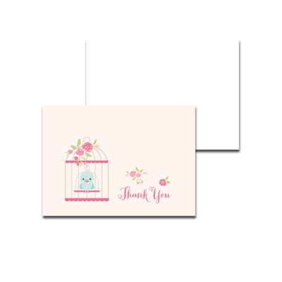 Baby-Shower-Bird-Cage-Thank-You-Card
