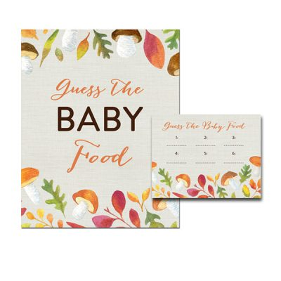 Baby-Shower-Fall-Leaves-Guess-Baby-Food