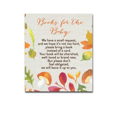 Baby-Shower-Fall-Leaves-Books-For-Baby