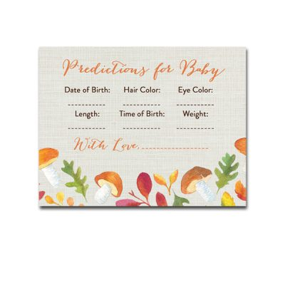 Baby-Shower-Fall-Leaves-Predictions-For-Baby