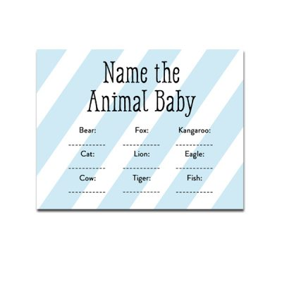 Baby-Shower-Blue-Boy-Name-The-Animal-Baby