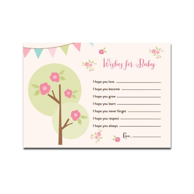 pretty-forst-baby-shower-wishes-for-baby
