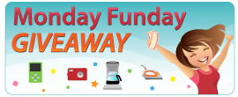 Monday Funday Giveaway