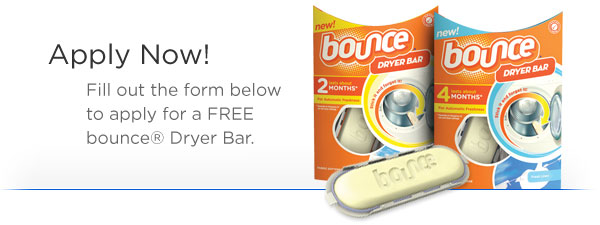 Free Bounce Dryer Bar