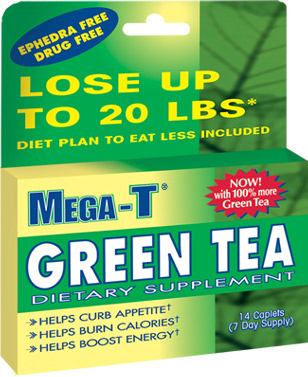 Mega T Green Tea
