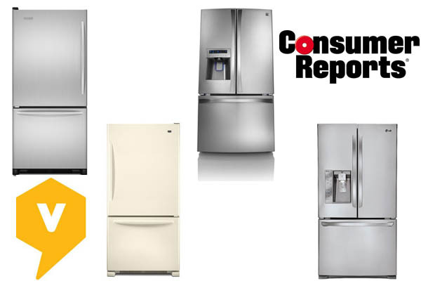 Top Rated Refrigerators How Consumer Reports Matches Up To