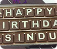 Send Birthday Chocolates to India online