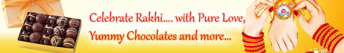 Send rakhi to your brother any city in India