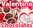 Send Valentine chocolate gifts to gitl friend, boy friend, wife or husband