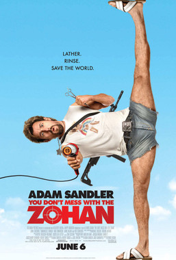 You Don&#x27;t Mess With the Zohan