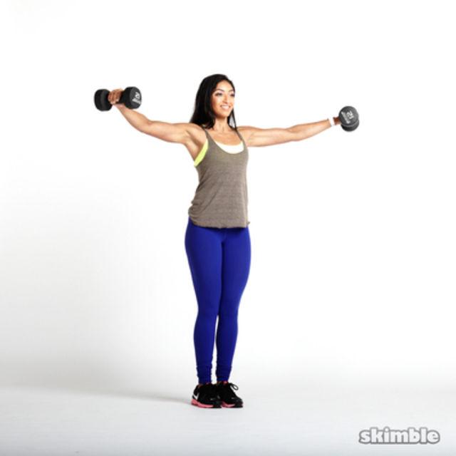 * JackD * 8 Weeks To Increase - Day 4 - Shoulders