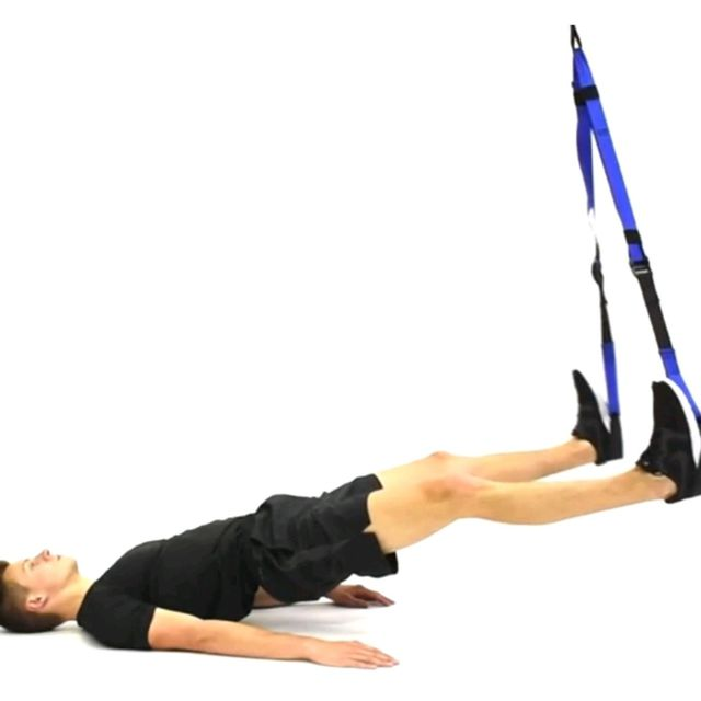 trx hip abduction exercise how to workout trainer by skimble