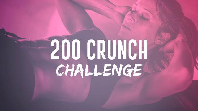 200 Crunch Challenge