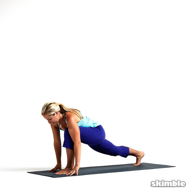 Yoga for Flexibility 4
