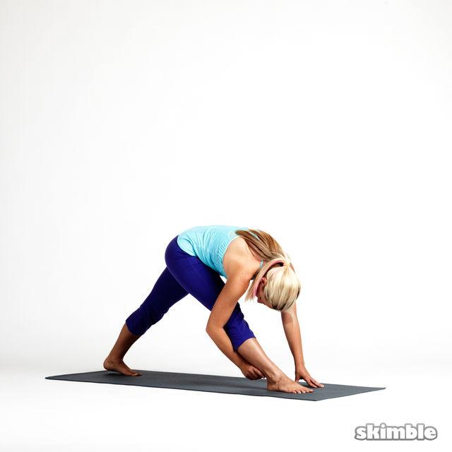 Yoga for Correct Posture 5