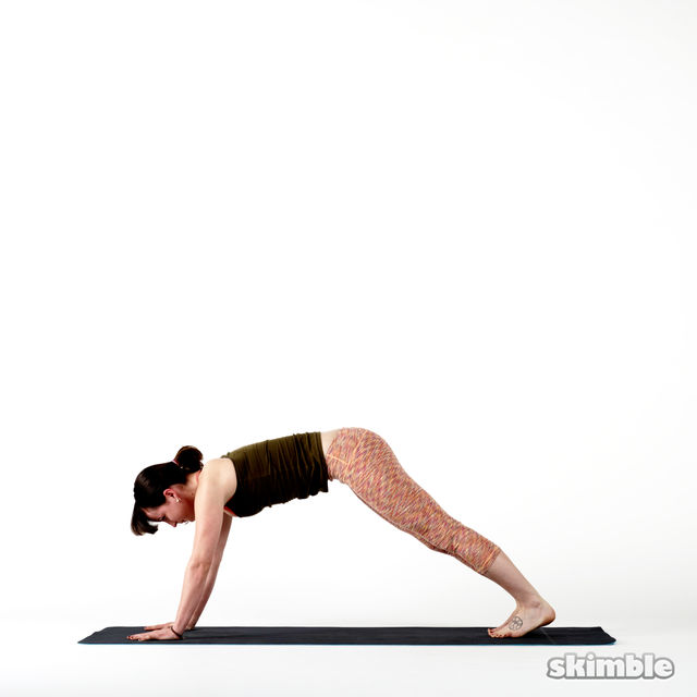 Downward Facing Dog | Exercise How-to - Skimble