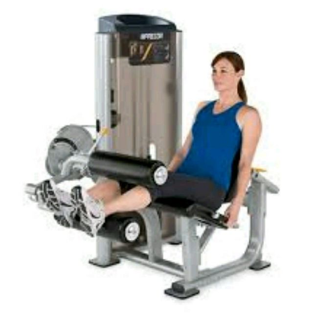 Leg Curl Machine - Exercise How-to
