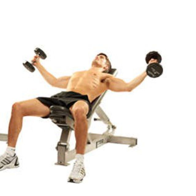 incline dumbbell fly to press exercise how to workout trainer by