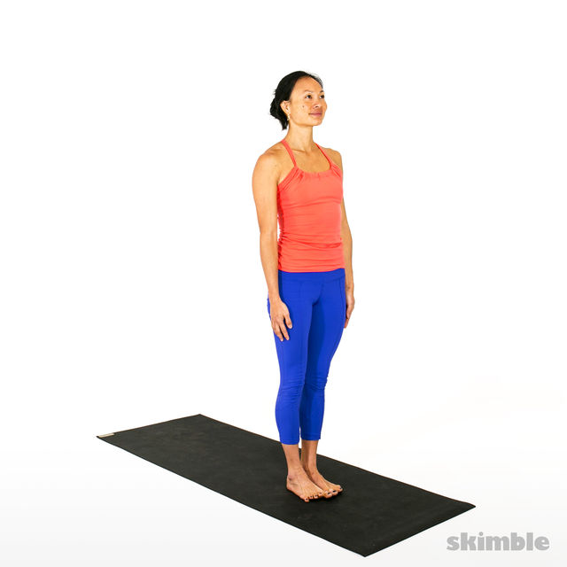 How to do: Advanced Sun Salutation - Step 1