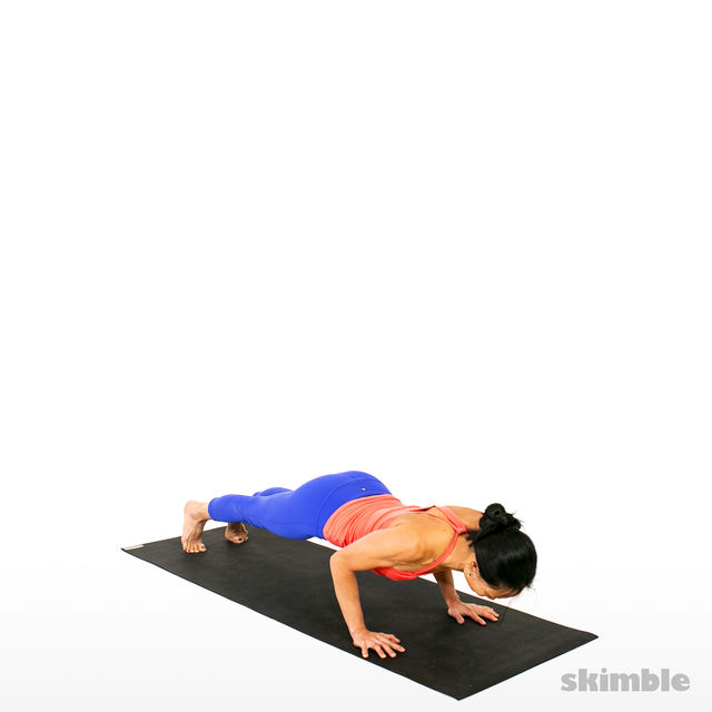 How to do: Advanced Sun Salutation - Step 5