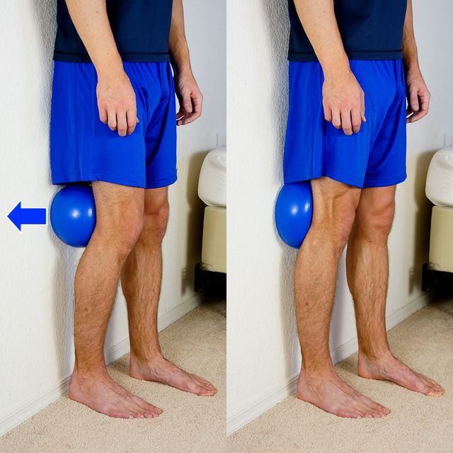 Ball Tke Terminal Knee Extensions Exercise How To