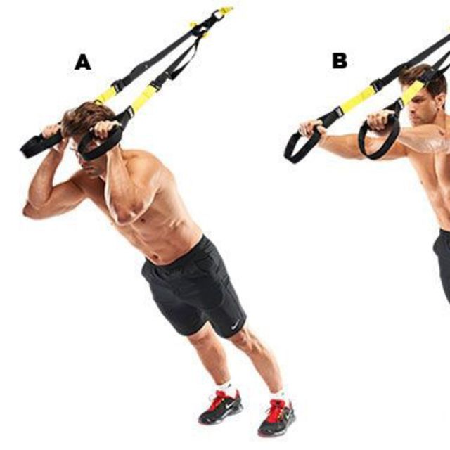 TRX Triceps Extension - Exercise How-to - Workout Trainer ...
