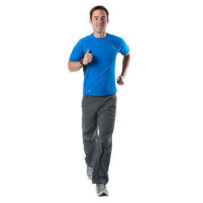 Run 400 meters