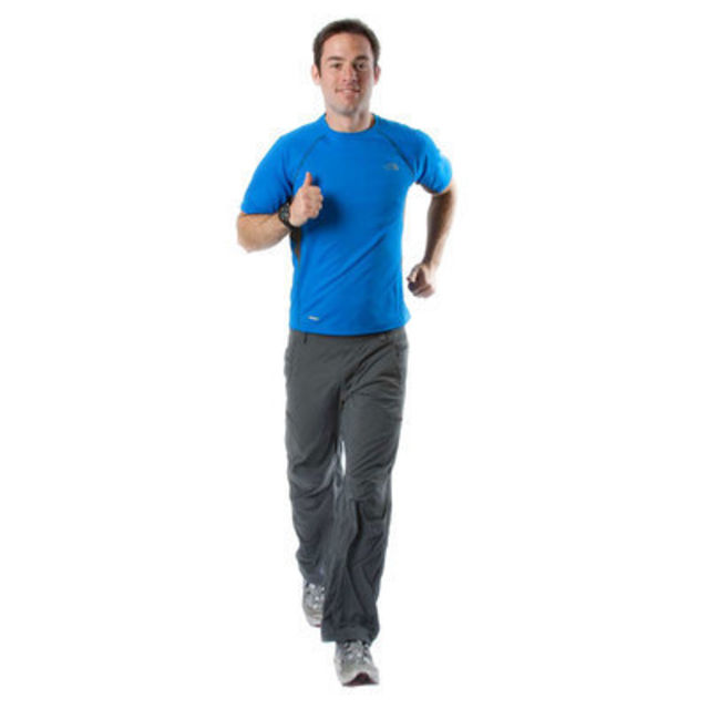 How to do: High Intensity Running - Step 2
