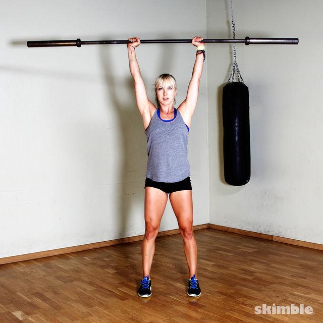 Build Big Shoulders