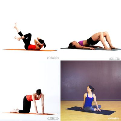 Lower Back Yoga