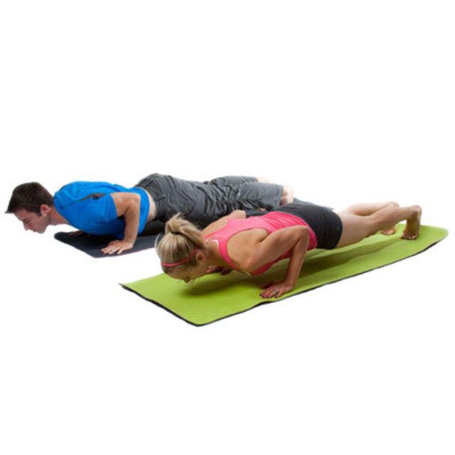 Five Yoga Arm Exercises