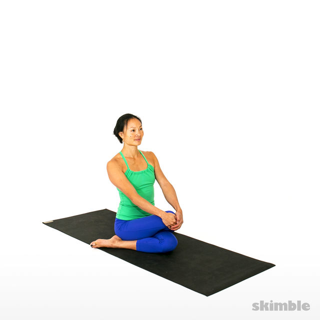 Yoga for Correct Posture 2