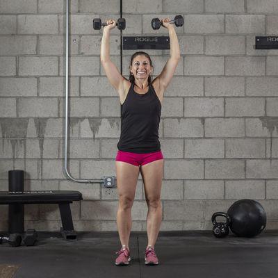 Jenn Workout 20