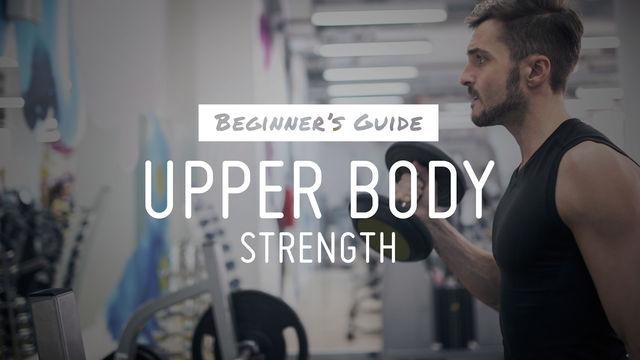 Beginner's Guide: Upper Body Strength