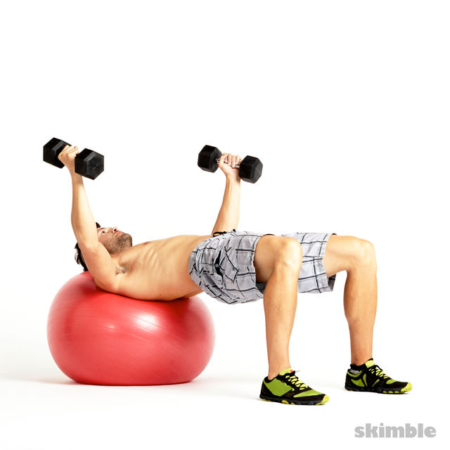Upper Body Superset with Core