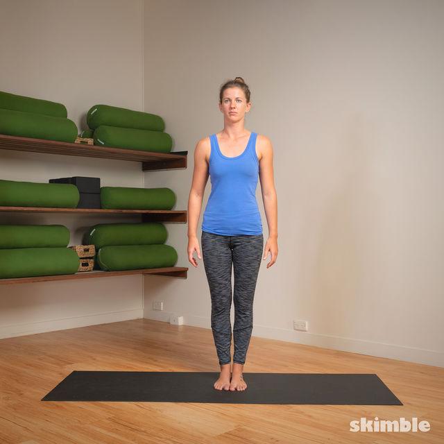 How to do: 4-Square Single Leg Hops - Step 15