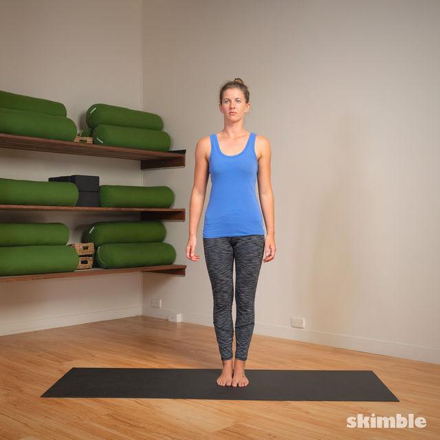 How to do: 4-Square Single Leg Hops - Step 25