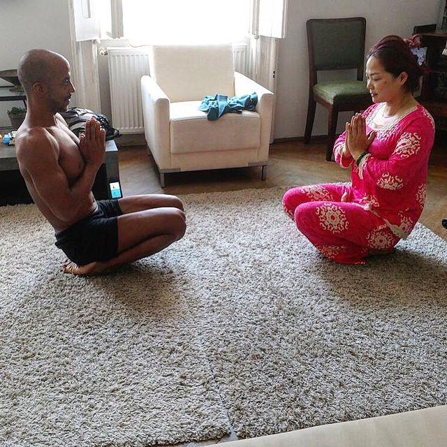 Morning Healing Yoga