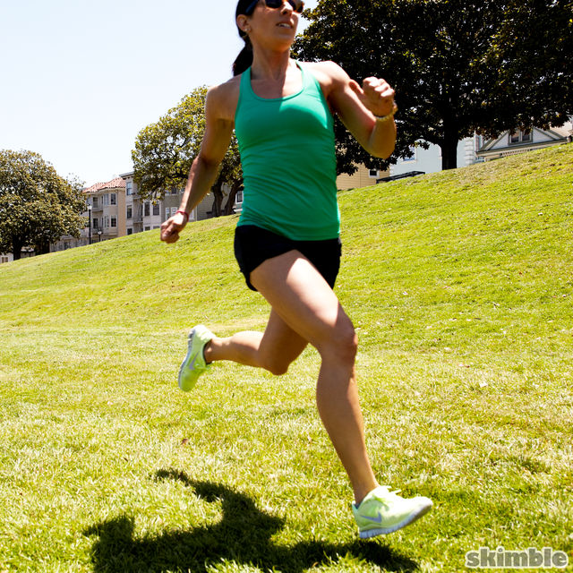 How to do: Run at a Steady Pace - Step 2