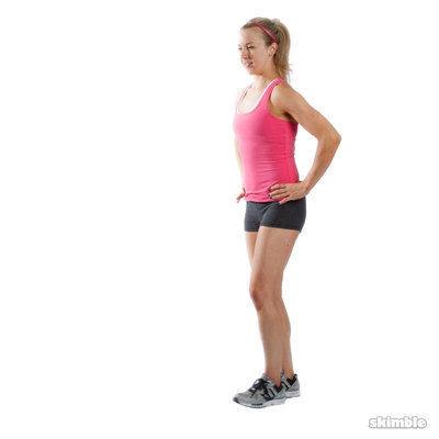 15 Walking Lunges