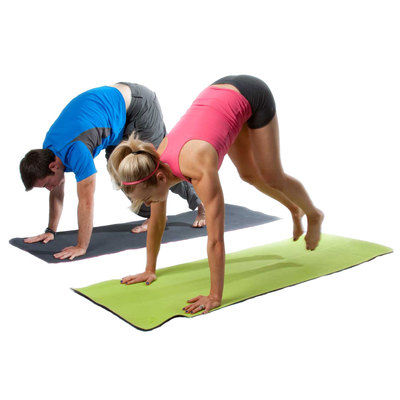 Step or Hop to Plank
