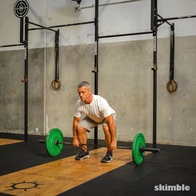 How to do: Thrusters - Step 7
