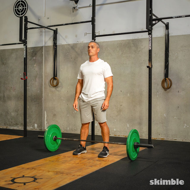 How to do: Thrusters - Step 8