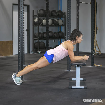 Bench Plank