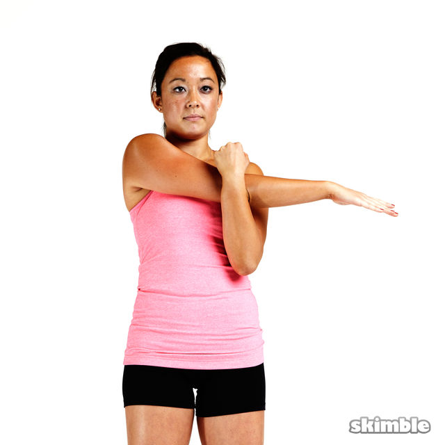 bicep stretch - photo #40