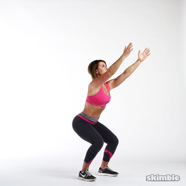 12 Minute Fabulous Fat Burn Plan