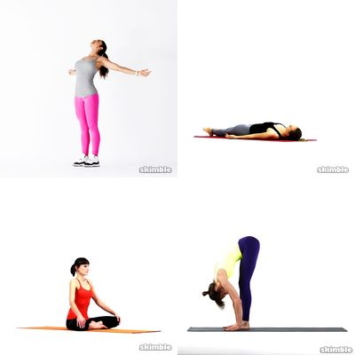 Time of the Day Yoga