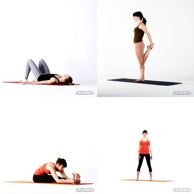 Post-Workout Stretches
